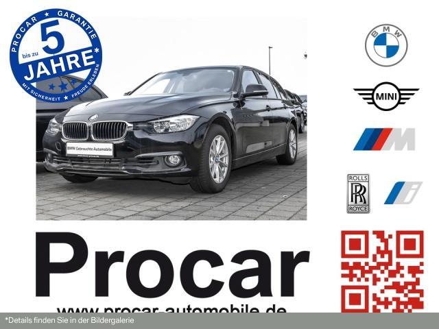 BMW 320i Touring Advantage Navi PDC Shz USB Tempomat, Jahr 2017, Benzin