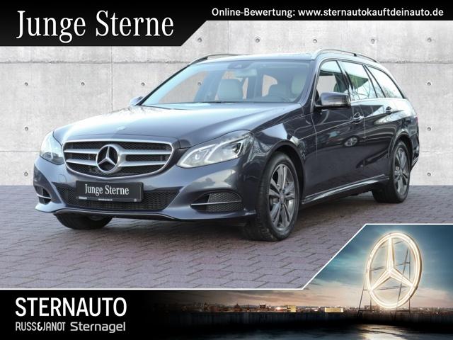 Mercedes-Benz E 300 BT T Avantg.Autom.COMAND ILS Leder Standhz, Jahr 2015, diesel