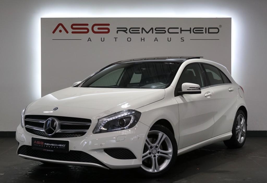 Mercedes-Benz A 180 BE Urban *Pano *B-Xenon *Navi*, Jahr 2014, Benzin