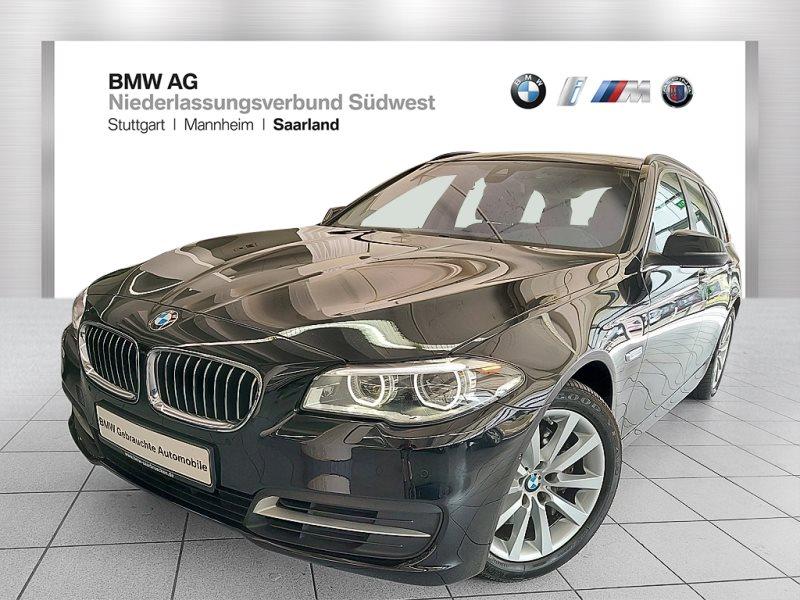 BMW 535d xDrive Touring Head-Up HiFi LED Spurwarng., Jahr 2016, Diesel