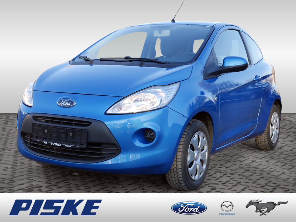 Ford Ka 1.2 Duratec Trend Cool & Sound Edition, Jahr 2014, Benzin