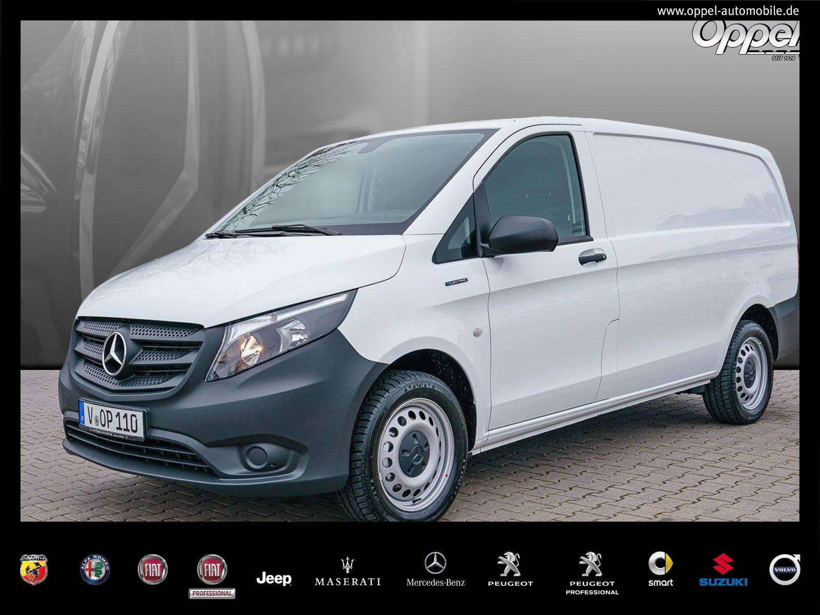 Mercedes-Benz eVito Kasten +KLIMA+SITZ-HZG+NAVI+RÜCKF.-KAMERA+, Jahr 2019, Elektro