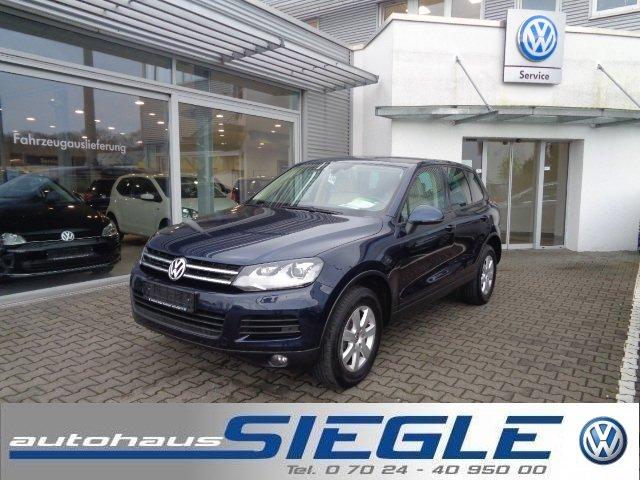 Volkswagen Touareg 3.0 TDI 4Motion*Leder*Navi*Xenon*Standheizung Aktionspreis !!, Jahr 2013, Diesel