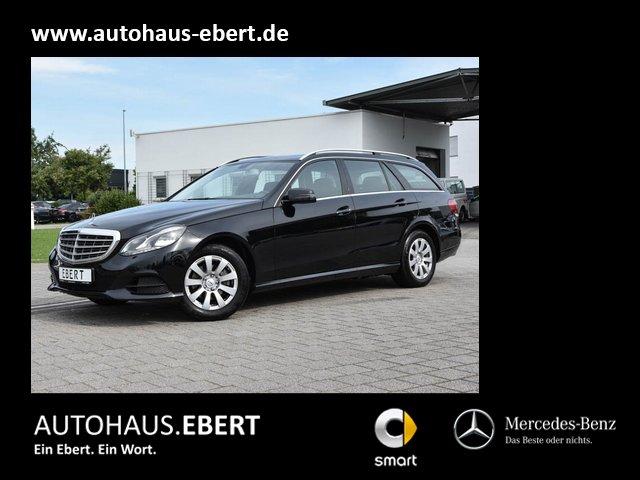 Mercedes-Benz E 200 T BT 7G-TRONIC+NAVI+LED+AHK+ESHD+EU6, Jahr 2016, Diesel