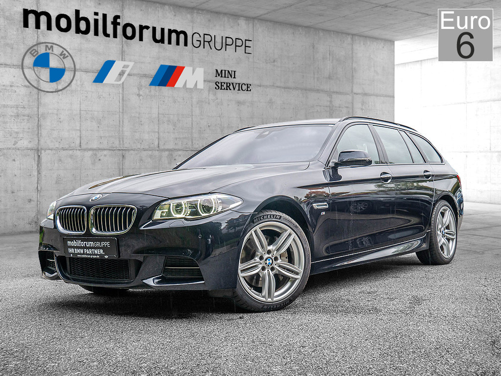 BMW 535i xDrive M-Sport, Jahr 2014, Benzin