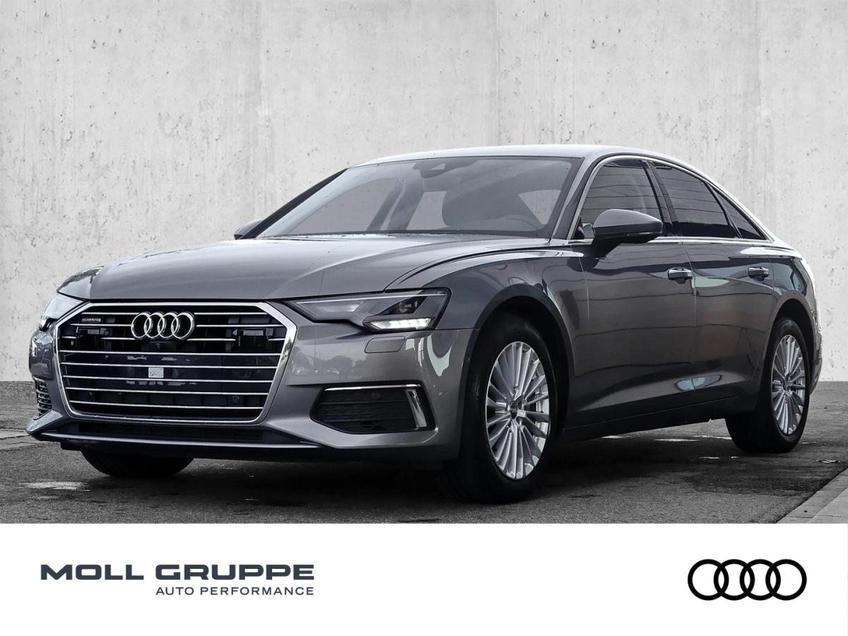 Audi A6 Limousine 50 TDI quattro tiptronic Design LED, Jahr 2018, Diesel