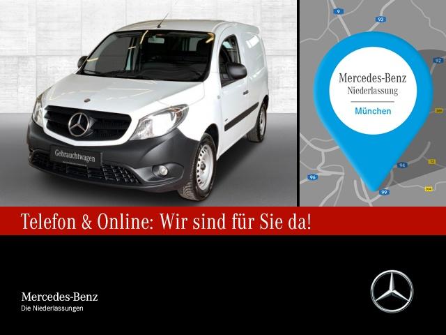 Mercedes-Benz Citan 108 CDI Kasten Lang PTS Sitzhzg. Tempomat, Jahr 2017, Diesel