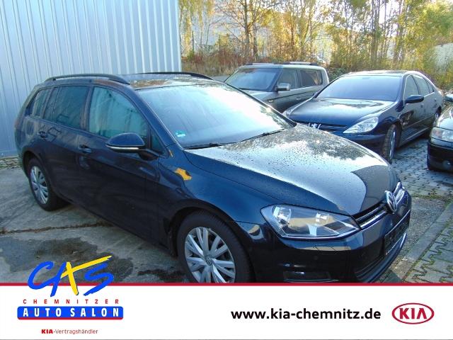 Volkswagen Golf Variant 1.6 TDI Navi Massagesitze, Jahr 2013, Diesel