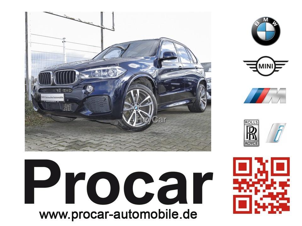 BMW X5 xDrive30d M Sport // LED HuD HiFi Kamera, Jahr 2013, Diesel