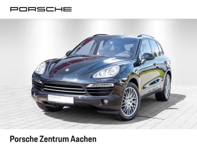 Porsche Cayenne Diesel, 20'',Panoramadach,NaturlederBiColor,Memory-Paket, Jahr 2013, Diesel