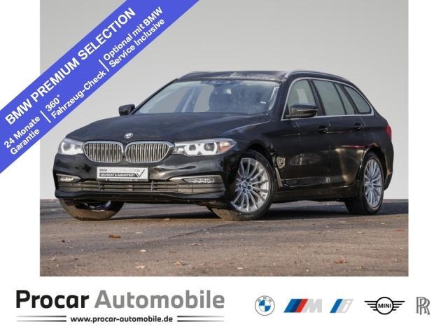 BMW 520d Touring Aut.Navi Business Klimaaut. AHK LED, Jahr 2017, Diesel