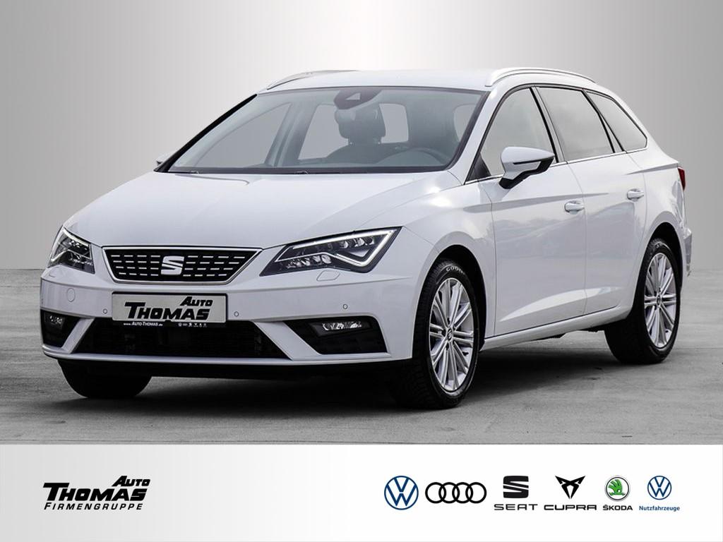 Seat Leon Sportstourer Xcellence 1.5 TSI DSG LED+KESSY, Jahr 2020, Benzin