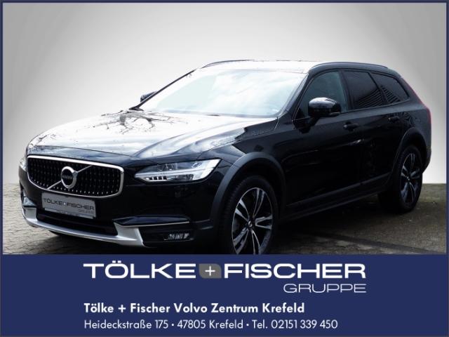 Volvo V90 Cross Country Cross Country D4 AWD Licht-Paket IntelliSafe uvm., Jahr 2018, Diesel