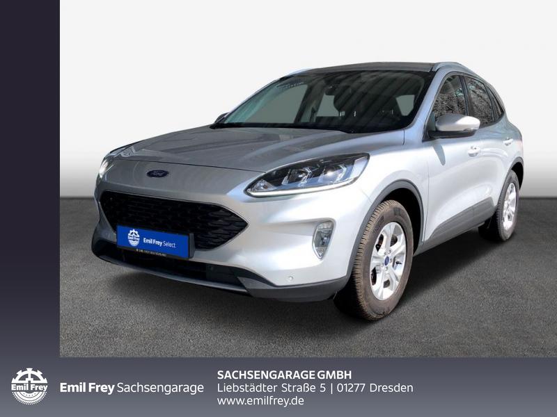 Ford Kuga 1.5 EcoBoost COOL&CONNECT Sitzhzg. v+h, Jahr 2020, Benzin