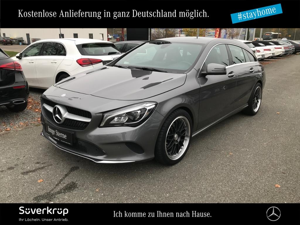 Mercedes-Benz CLA 200 d Shooting Brake SCORE! Urban/LED/PDC, Jahr 2016, Diesel