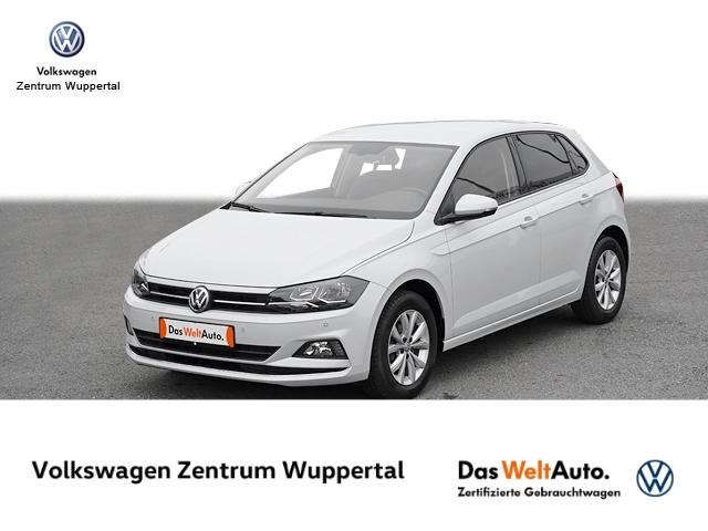 Volkswagen Polo 1 0 TSI Highline KLIMA SHZ PDC LM ZV BT, Jahr 2018, Benzin
