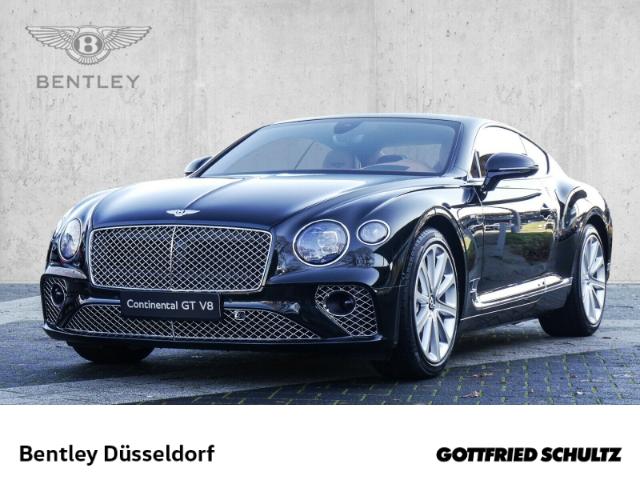 Bentley Continental GT New V8 BENTLEY DÜSSELDORF, Jahr 2019, Benzin