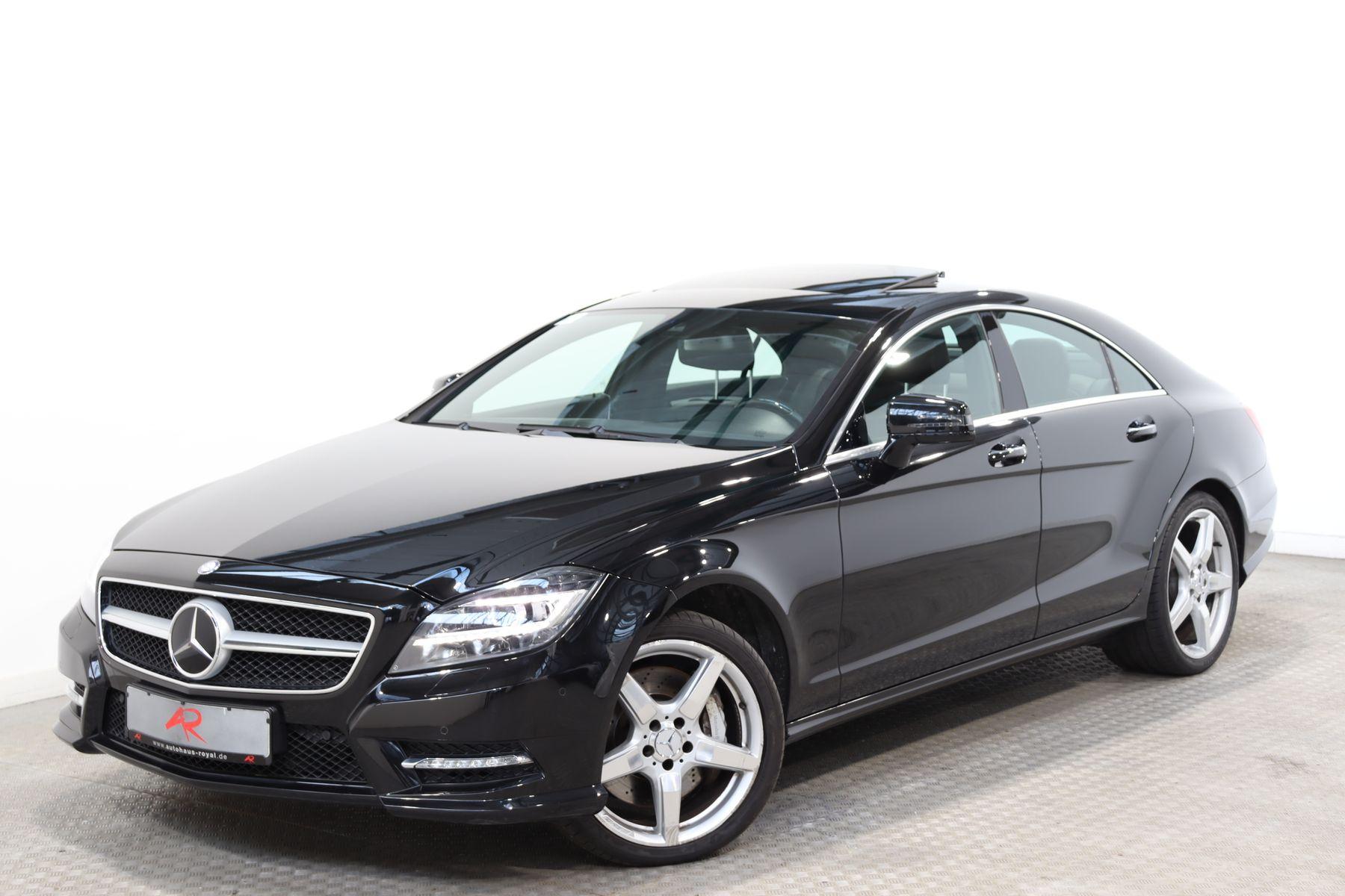 Mercedes-Benz CLS 500 4M 3x AMG EXKLUSIV,STANDHEIZ.,AIRMATIC, Jahr 2013, Benzin