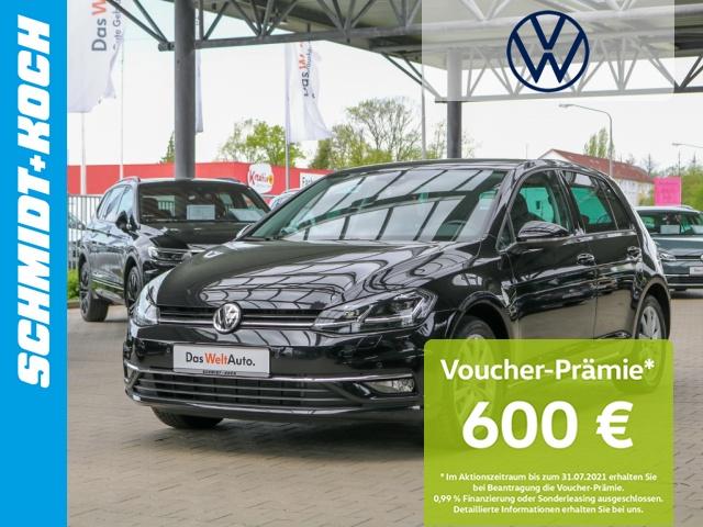 Volkswagen Golf VII 1.5 TSI OPF DSG IQ.DRIVE NAVI LED Car-Net, Jahr 2020, Benzin