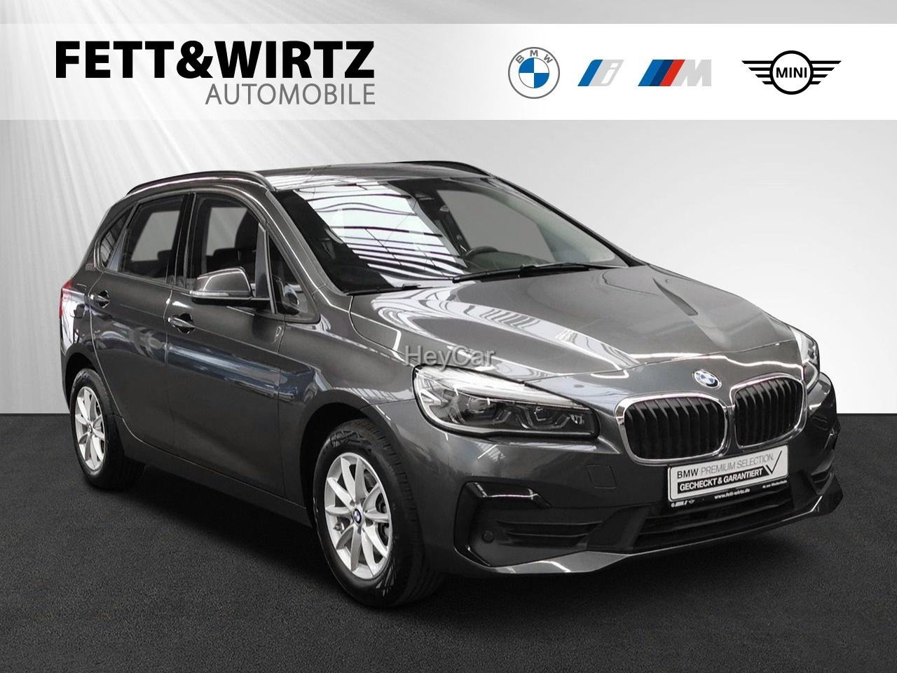 BMW 216 Active Tourer Aut. Leas. ab 289,- br.o.Anz., Jahr 2020, Diesel