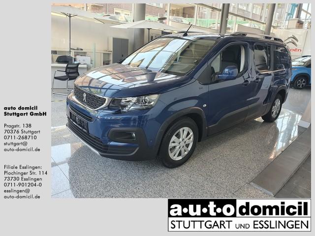 Peugeot Rifter Allure L2 1.2 PureTech 130 EAT8 Automatik, Jahr 2021, Benzin