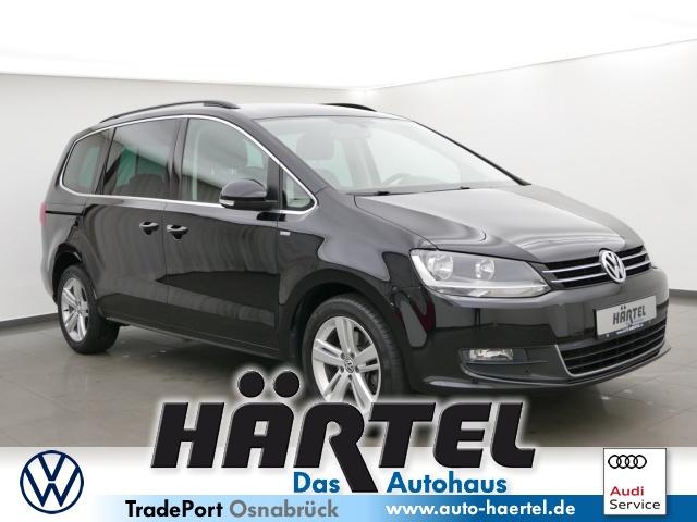 Volkswagen SHARAN MATCH TDI DSG (+NAVI +AUTOMATIK +CLIMATRONI, Jahr 2013, Diesel