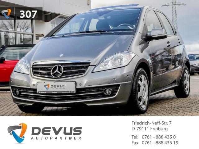 Mercedes-Benz A 160 Classic Parklenkass. PDCv+h RDC Klima SHZ PDC CD MP3 SD Regensensor Spieg. beheizbar, Jahr 2012, Benzin