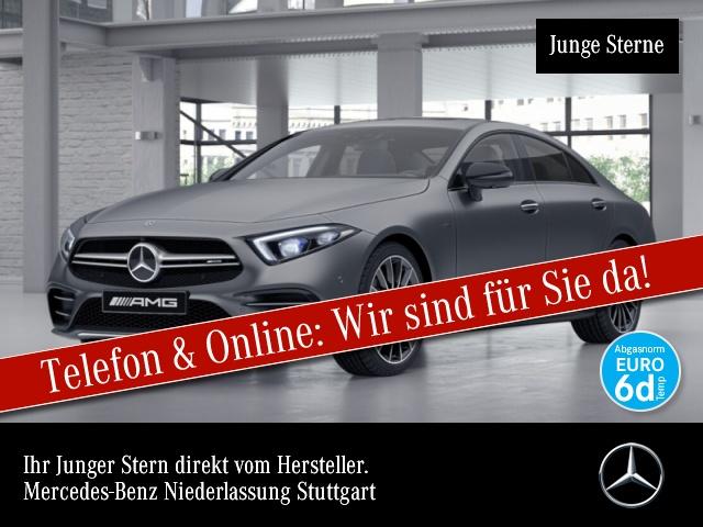 Mercedes-Benz CLS 53 AMG 4M + SHD Widescreen DISTRONIC, Jahr 2019, Benzin