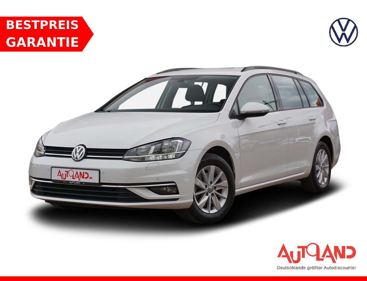 Volkswagen Golf, Jahr 2018, Benzin