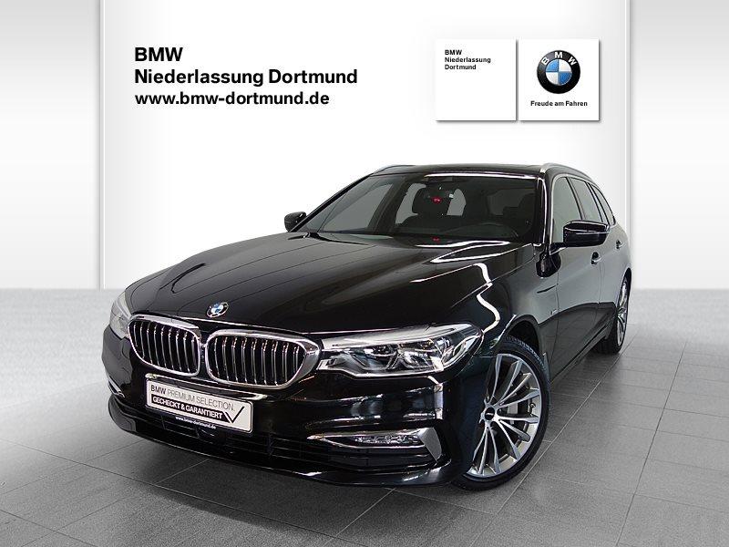 BMW 530d xDrive Touring Luxury Line, Jahr 2017, Diesel