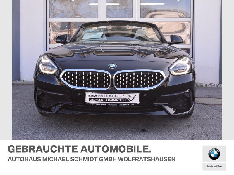 BMW Z4 sDrive30i SPORT LINE+ACC+MEMORY+DAB+HEAD UP+, Jahr 2020, Benzin