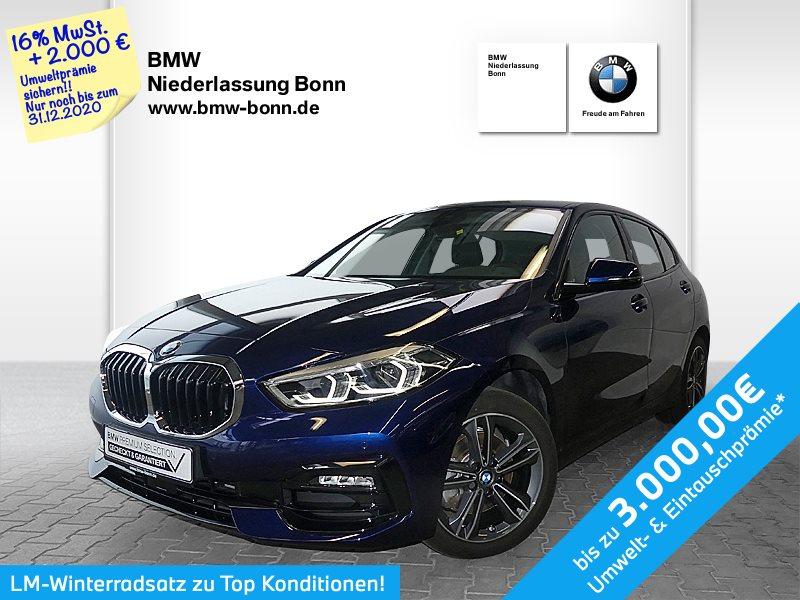 BMW 116d Sport Line, Jahr 2019, Diesel