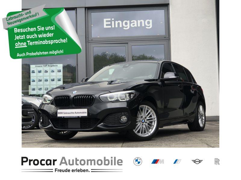 BMW 120d /5 xDrive M Sport DAB LED WLAN Navi Prof., Jahr 2018, Diesel