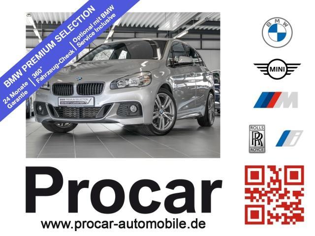 BMW 218 Active Tourer M Sport Aut. Klimaaut. PDC, Jahr 2017, Diesel