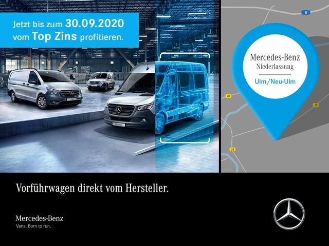 Mercedes-Benz eVito 111 Kasten Lang Klima Navi Kamera, Jahr 2019, Elektro