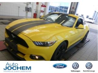 Ford Mustang Xenon Navi Kamera Keyless Klimaauto Sitzheizung, Jahr 2016, petrol