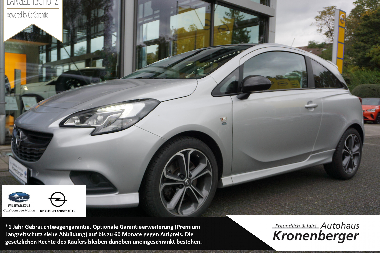 Opel Corsa 1.4 Color Edition OPC-Line, Jahr 2019, Benzin
