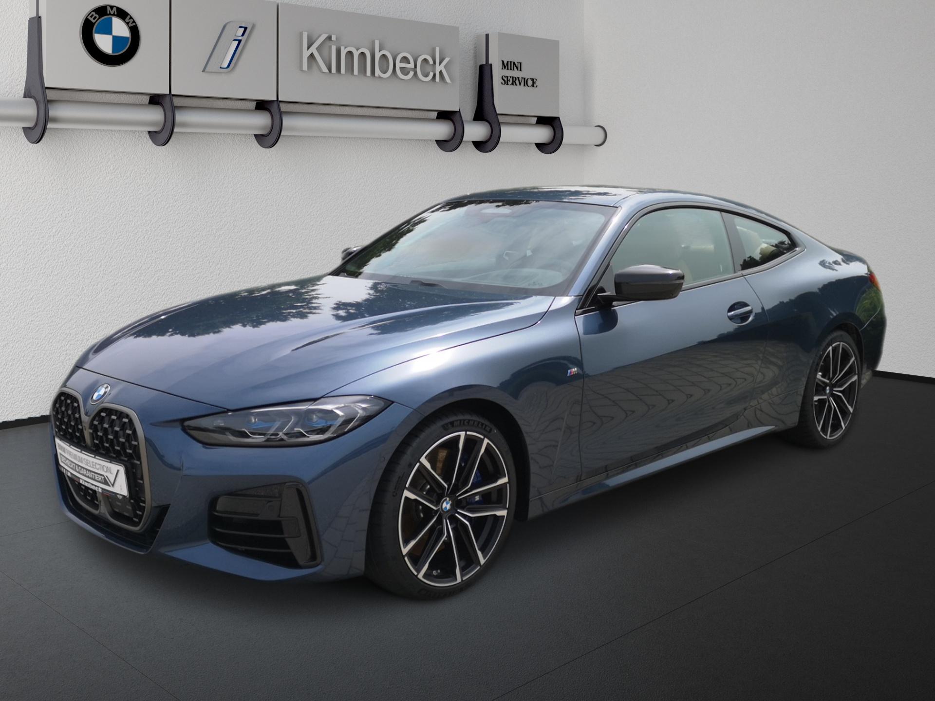 BMW M440i xDrive Coupé Laser ACC CarbonExterieurpak., Jahr 2020, Benzin