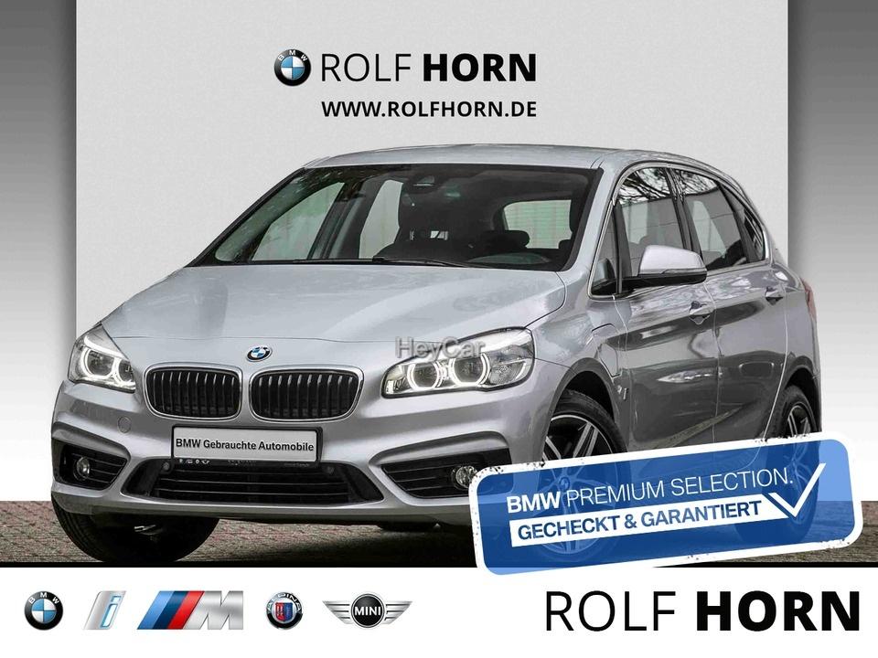 BMW 225 Active Tourer xe iPerformance Sport Line Aut RFK Navi LED, Jahr 2018, Hybrid