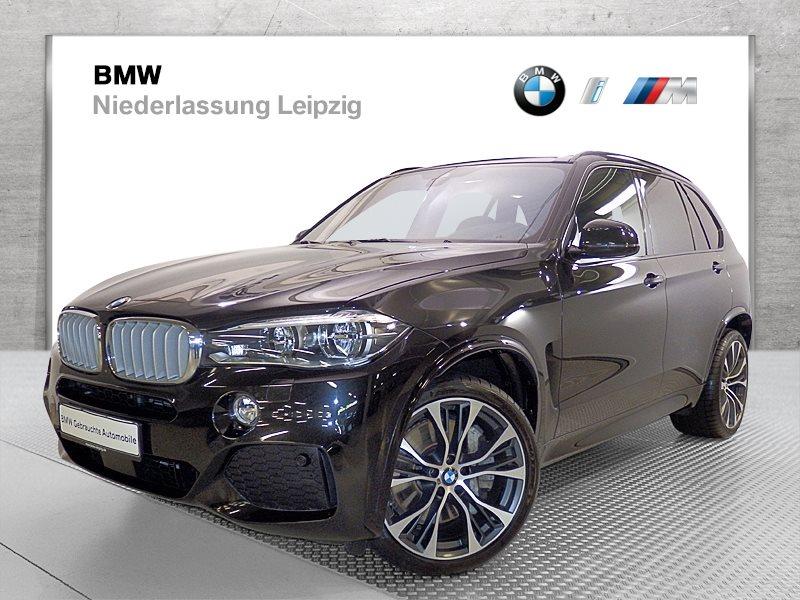 BMW X5 xDrive50i EURO6 Sportpaket Head-Up Fond orientiert DAB, Jahr 2018, Benzin
