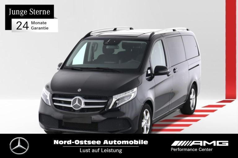 Mercedes-Benz V 300 Edition lang Navi LED ILS 7-Sitze Kamera, Jahr 2019, Diesel