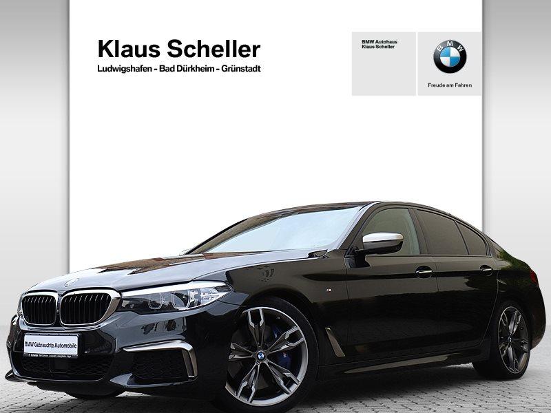 BMW M550d xDrive Limousine DrivingAssistantPlus HUD, Jahr 2017, Diesel