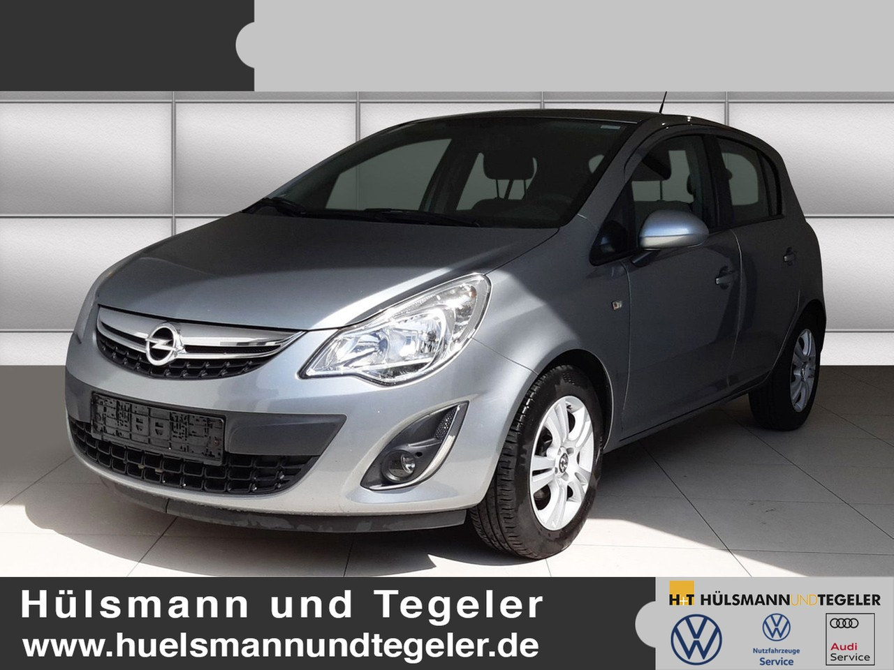 Opel Corsa D 1.2 Active, Jahr 2013, Benzin