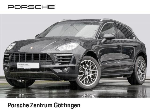 Porsche Macan S Diesel AHK-el. klappb. Panorama Bi-Xenon Leder, Jahr 2015, Diesel