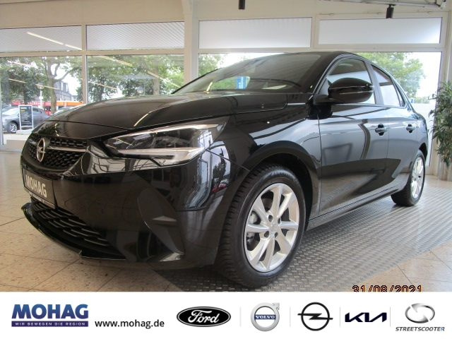 Opel Corsa F Edition 1,2l *Ganzjahresreifen-Tempomat* -EU6d-T-, Jahr 2020, Benzin
