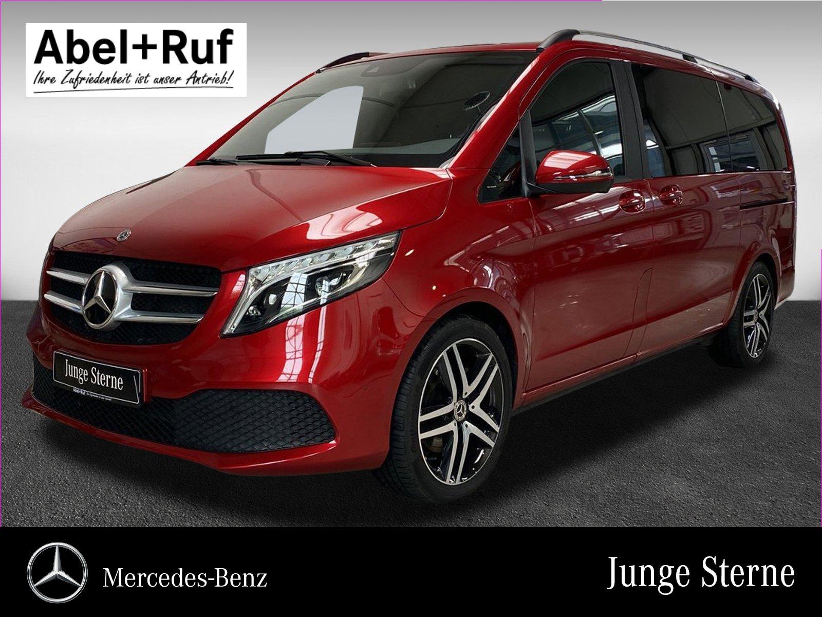 Mercedes-Benz V 300 d EDITION Lang+Comand+Distr+LED ILS+Kamera, Jahr 2019, Diesel