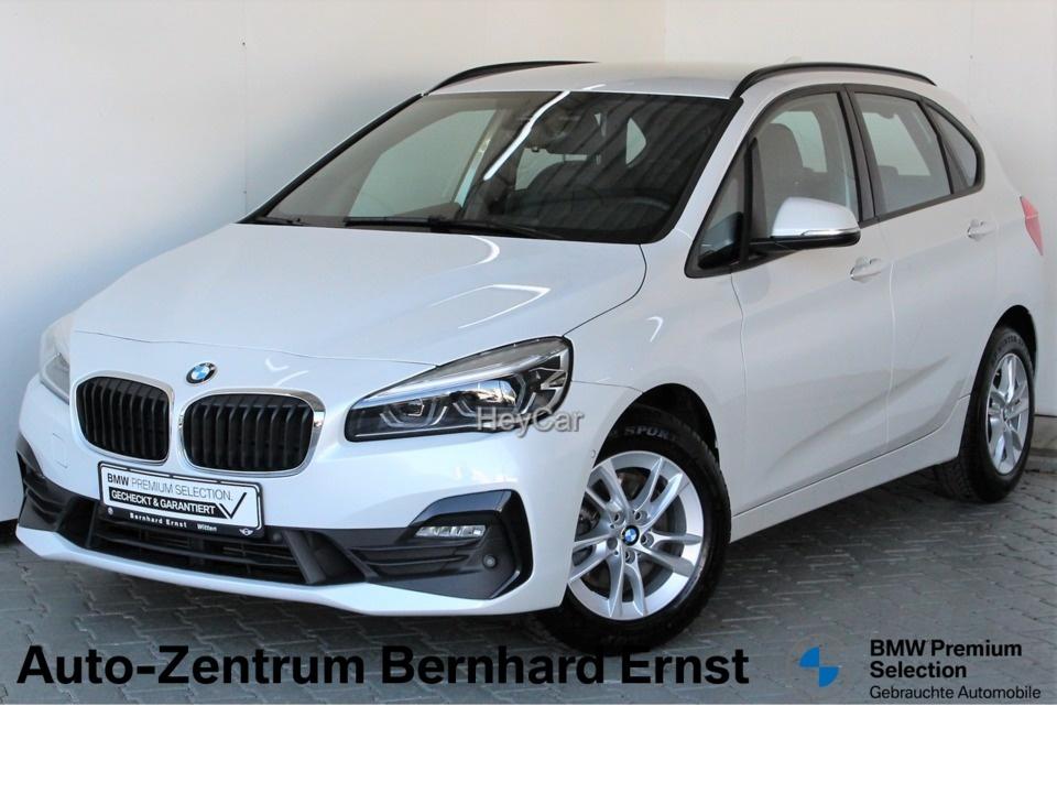 BMW 220 Active Tourer (Kurvenlicht Bluetooth Navi Klima DPF), Jahr 2020, Diesel