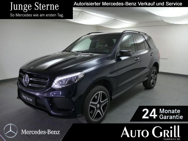 Mercedes-Benz GLE 350 d 4M AMG Night LEDILS StdHzg Sitzklima, Jahr 2016, Diesel