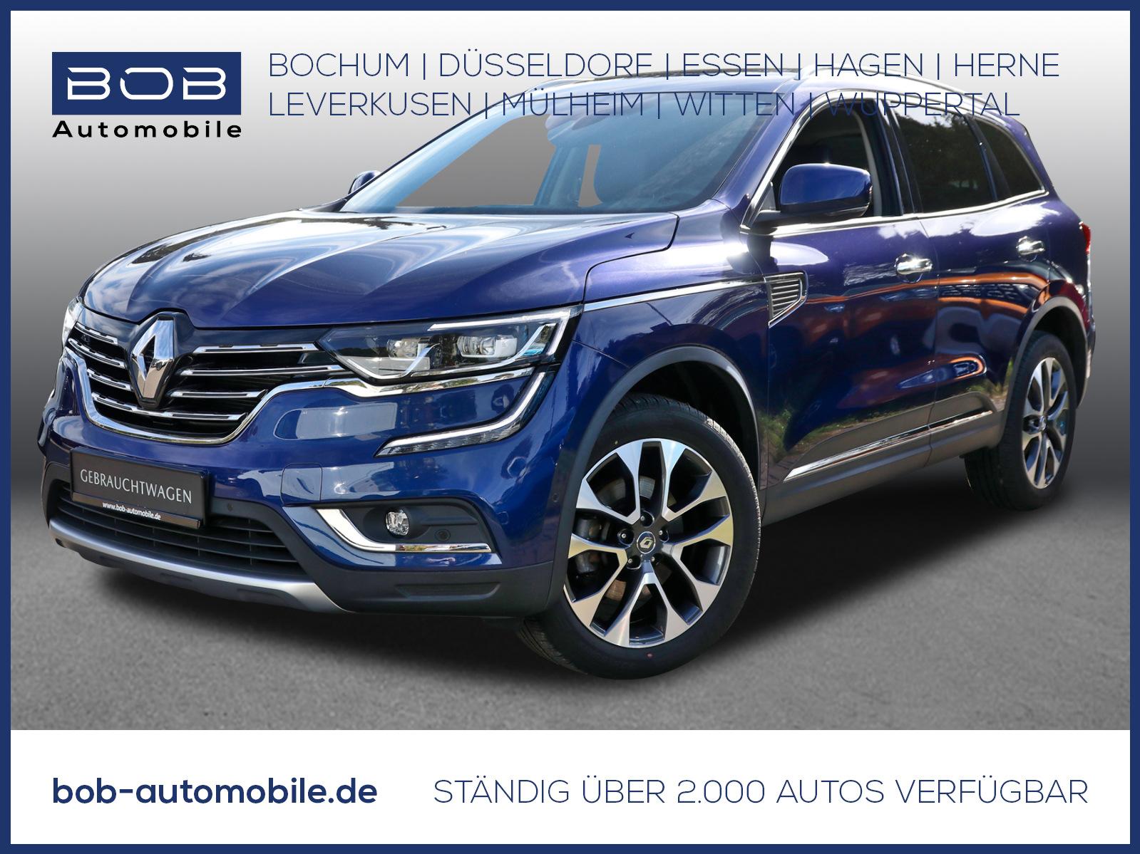 Renault Koleos Intens dCi 175 NAVI SHZ PDC KLIMA, Jahr 2017, Diesel