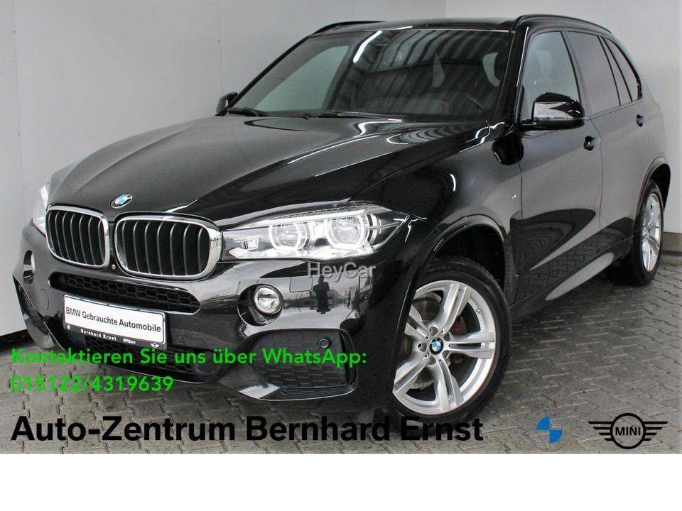 BMW X5 xDrive30d M Sportpaket Innovationsp. Head-Up, Jahr 2018, Diesel
